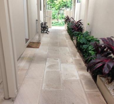 Natural Stone Restoration - Ceramex Tiling & Waterproofing Newcastle