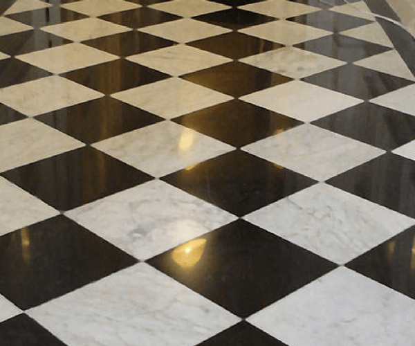 Marble Restoration - Ceramex Tiling & Waterproofing Newcastle